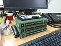Everyman's Encyclopaedia pod monitorem (2).JPG