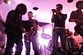 Exael , Adrián and Samuel (Live at Tokio Pop).jpg
