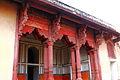 Exterior Facade near Sheesh Mehal Lahore Fort.JPG