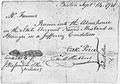 Ezek Price Receipt September 14, 1780 - NARA - 192888.tif