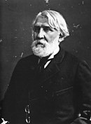 Félix Nadar 1820-1910 portretter Yvan Tourgueniev.jpg
