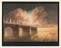 Fête pour la Paix Générale donnée à Paris le 18 Brumaire. Pont et Place de la Concorde. MET DP324364.jpg