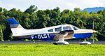 F-GLST - PA28 - Taxiing (23050204676).jpg