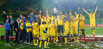 2013–14 Russian Cup - FC Rostov - winner of the Russian cup 2013-14