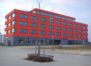 Frankfurt Institute for Advanced Studies - Frankfurt Institute for Advanced Studies Campus Riedberg