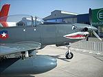 FIDAE 2014 - Pilatus PC7 Armada de Chile - DSCN0589 (13497106764).jpg