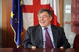 Flavio Zanonato - Image: F Zanonato