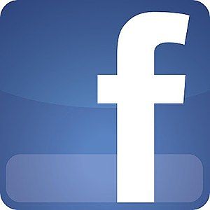 English: Facebook icon Español: Ícono de Facebook