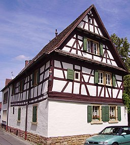Fachwerkhaus Waldsee 1