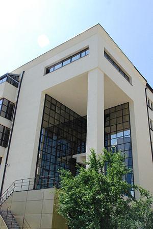 Lucian Blaga University of Sibiu - Image: Facultatea de inginerie ulbs