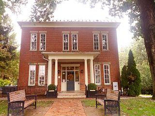 Fairfax Public School (Old Fairfax Elementary School Annex) United States historic place