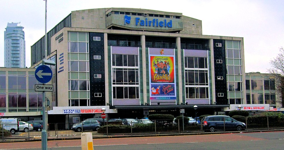 Fairfield Halls - London