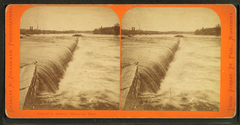 Falls of St. Anthony, Mississippi river, by Zimmerman, Charles A., 1844-1909.png