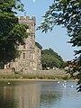 Falmer pond and St Lawrence church - geograph.org.uk - 1356929.jpg
