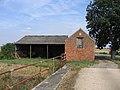 Farm buildings, Billingborough Fen, Lincs - geograph.org.uk - 215181.jpg