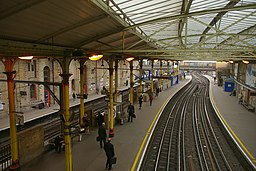 Farringdon station MMB 01