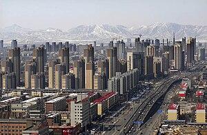 Shijiazhuang - Image: Farviewshijiazhuang
