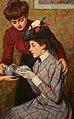 Federico zandomeneghi, la tazza di the, 1894-1900 (coll. priv.) 02.jpg