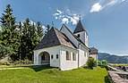 Feldkirchen Sankt Ulrich Pfarrkirche hl Ulrich WSW-Ansicht 19072017 0188.jpg