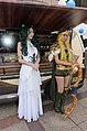 Female Promotional Models Cosplay Tyrande Whisperwind and Alleria Windrunner 20170211a.jpg