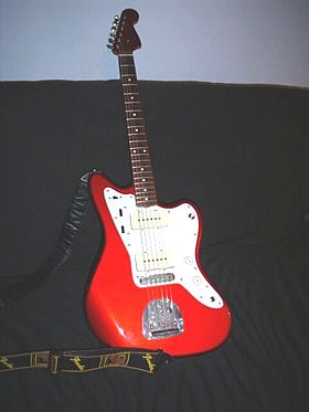 Image illustrative de l'article Fender Jazzmaster