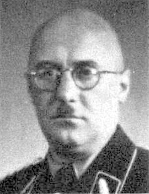 Ferdinand von Sammern-Frankenegg - Sammern-Frankenegg in 1938