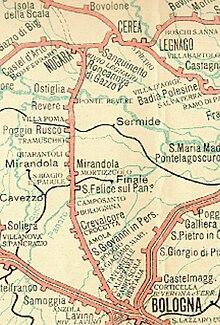 Verona Bologna Railway Wikipedia