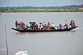 Ferry Boat Crossing River Matla - Godkhali - South 24 Parganas 2016-07-10 4972.JPG