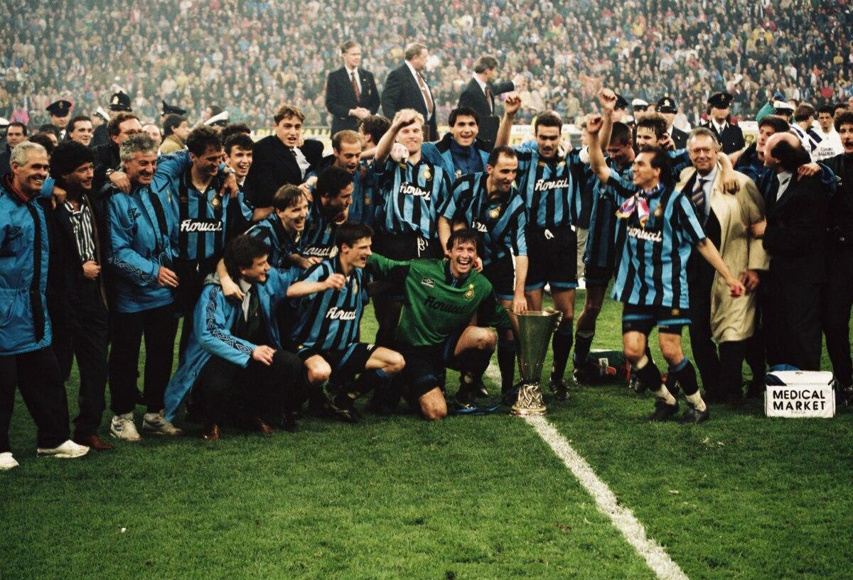 1994 Uefa Cup Final