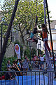 Festival de Cornouaille 2014 - Balles à fond dans les airs 02.jpg