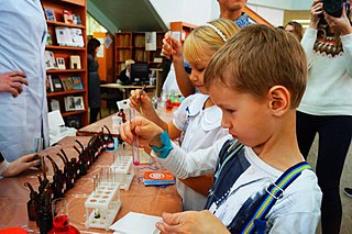 Chemistry education study of the teaching and learning of chemistry
