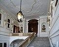 Feststiege zum Prunksaal, Hofbibliothek (Hofburg), 2019 (01).jpg