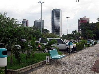 English: Teresina, Piauí, Brazil Português: Te...