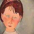 Fillette en bleu (Amedeo Modigliani, 1918) - Détail.jpg