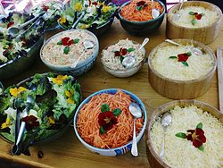 Findhorn Foundation - Salads at Cluny.jpg