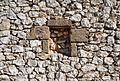 Finestra cega d'una caseta prop del calvari, Gata de Gorgos.JPG