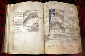 Prior Analytics - Aristotle Prior Analytics in Latin, 1290 circa, Biblioteca Medicea Laurenziana, Florence