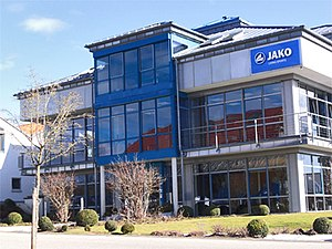 Jako - Jako headquarters in Hollenbach