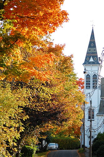 Georgetown mailbbox