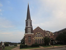 First Presbyterian Church, Palestine, TX IMG 2338.JPG