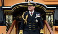 First Sea Lord on HMS Victory.jpg