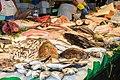 Fish stalls in Mercat de la Boqueria (01).jpg