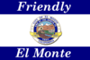 Flag of El Monte, California