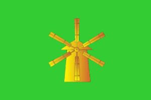 Kotelnichsky District - Image: Flag of Kotelnichsky rayon (Kirov oblast)