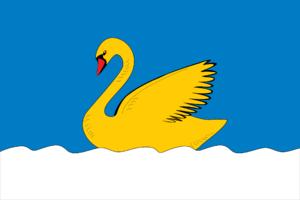 Nolinsky District - Image: Flag of Nolinsky rayon (Kirov oblast)