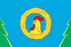 Rasskazovsky District - Image: Flag of Rasskazovsky rayon (Tambov oblast)