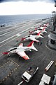 Flickr - Official U.S. Navy Imagery - T-45C training aircraft aboard USS Harry S. Truman..jpg