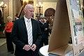 """Flickr - Saeima - Izstādes """"Pasaule tavā bibliotēkā – UNESCO Pasaules mantojuma izzināšana"""" atklāšana (4).jpg"""