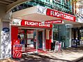 Flight Centre, Christchurch, New Zealand.JPG