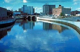 Flint River (Michigan) river in Michigan, United States